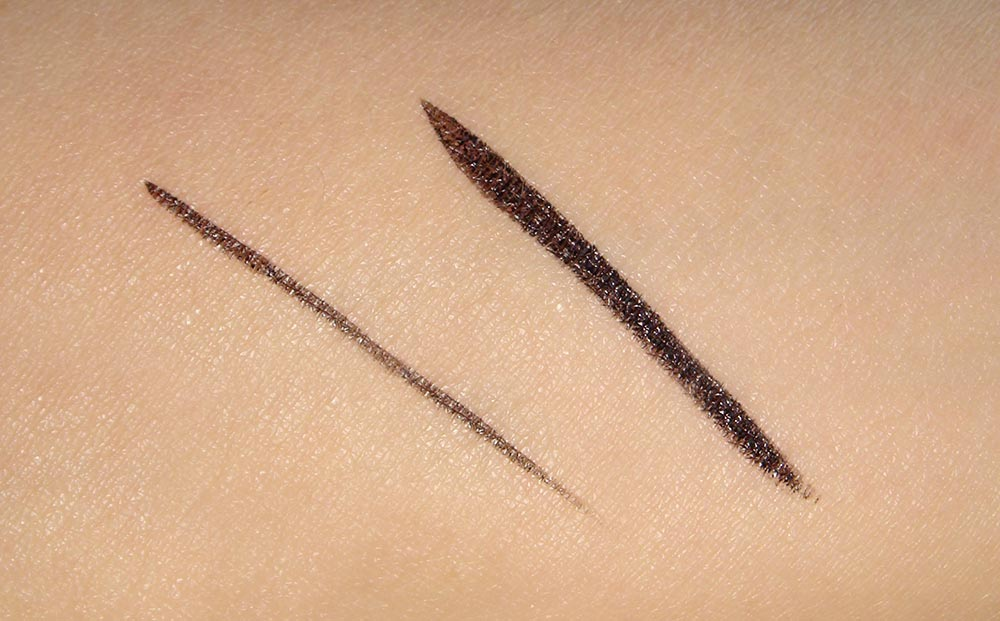 K-Palette 1 Day Tattoo Real Lasting Eyeliner 24H WP swatch