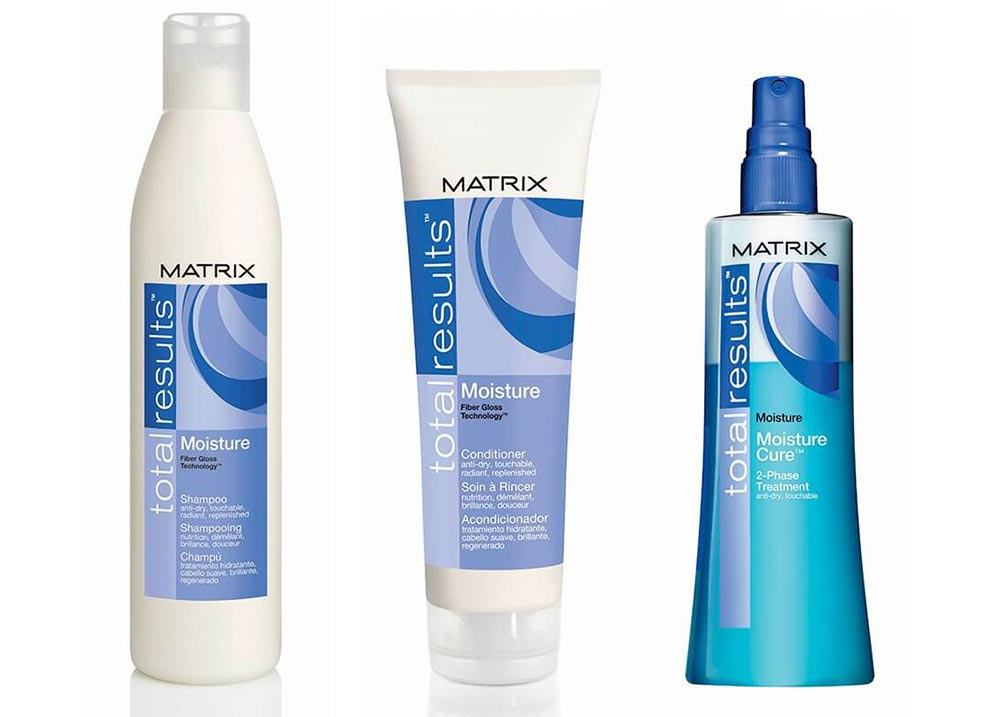 Matrix Total Results Moisture Range Review