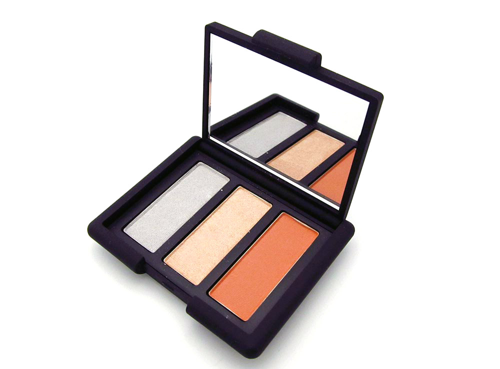 NARS Ramatuelle Trio Eyeshadow Review