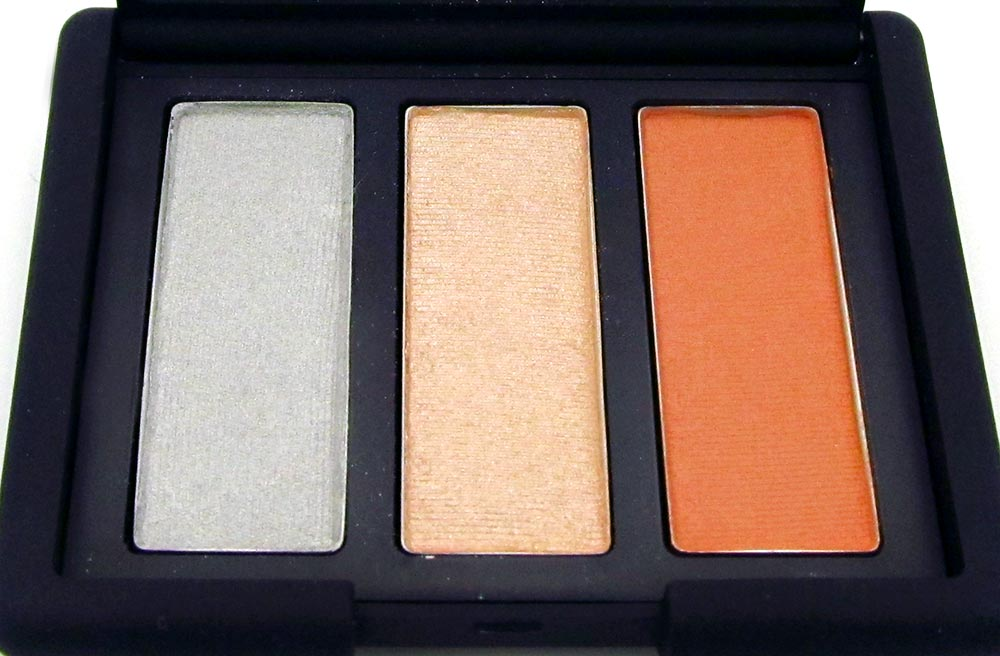 NARS Ramatuelle Trio Eyeshadow from Summer 2012 collection