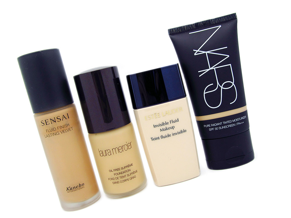 Top Foundations For Spring and Summer