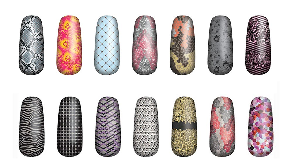 OPI Pure Lacquer Nail Apps