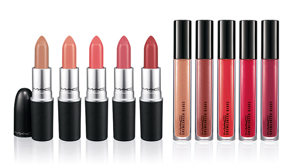 MAC Heavenly Creature Collection Lipsticks and Cremesheen Glass