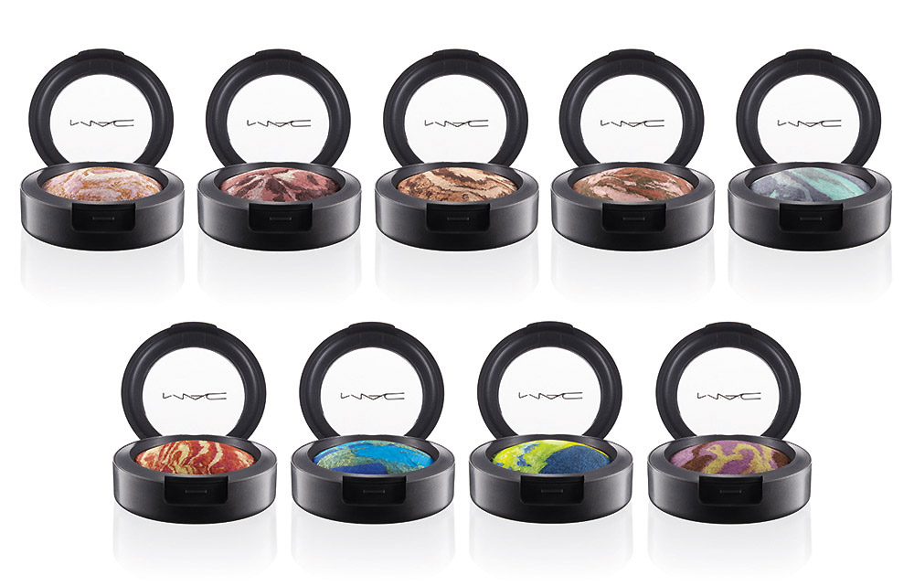 MAC Heavenly Creature Collection Mineralize Eyeshadows