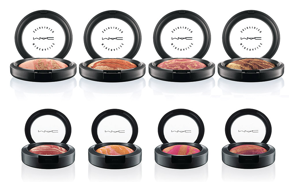 MAC Heavenly Creature Collection Mineralize Skinfinish and Blush