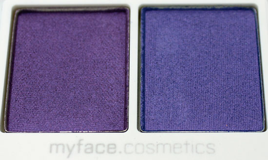 myface cosmetics Eye-conic eyeshadow duo closeup