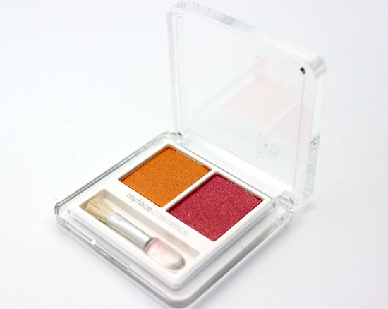 myface cosmetics Siren Silkyscreen Eye Art