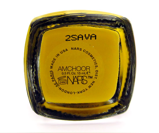 NARS x Thakoon Amchoor Nail Polish