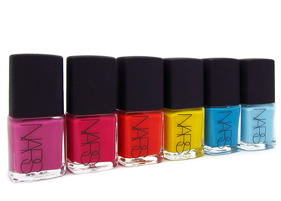 NARS x Thakoon Nail Polish reviews