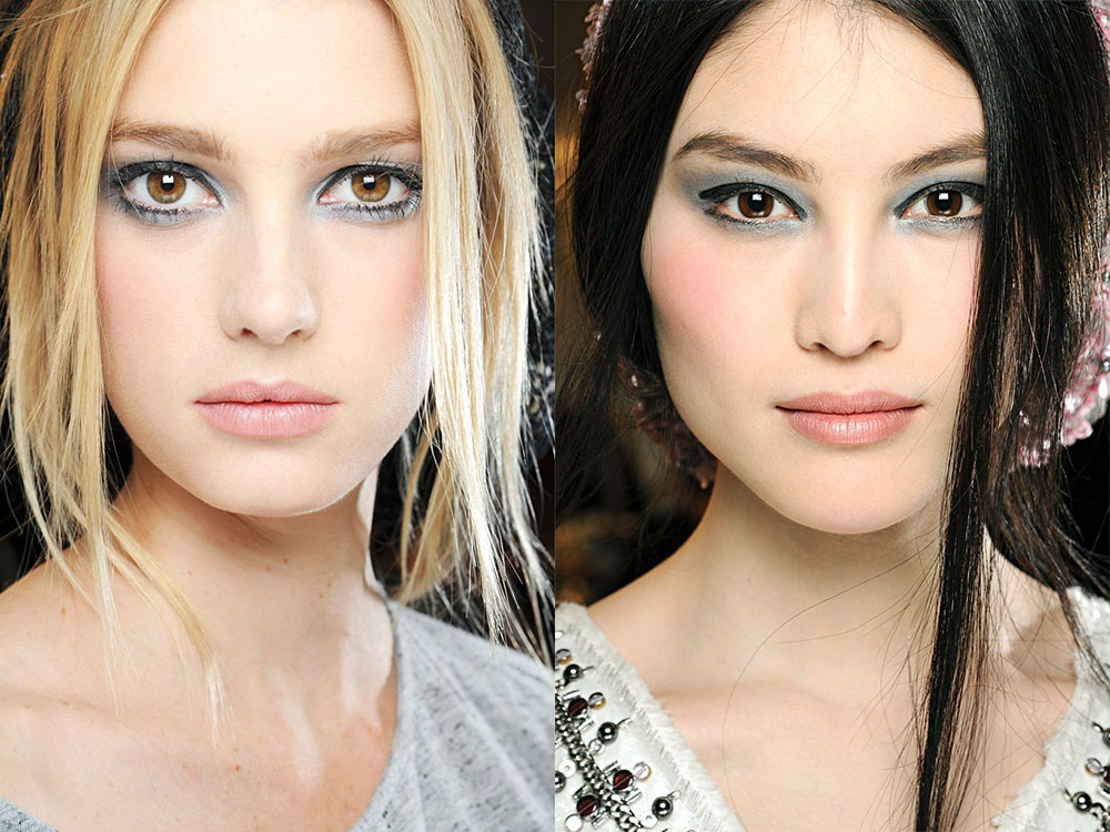 Chanel Fall 2012 Couture Runway Beauty