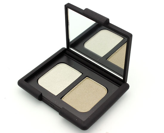 NARS Vent Glace Duo Eyeshadow Review