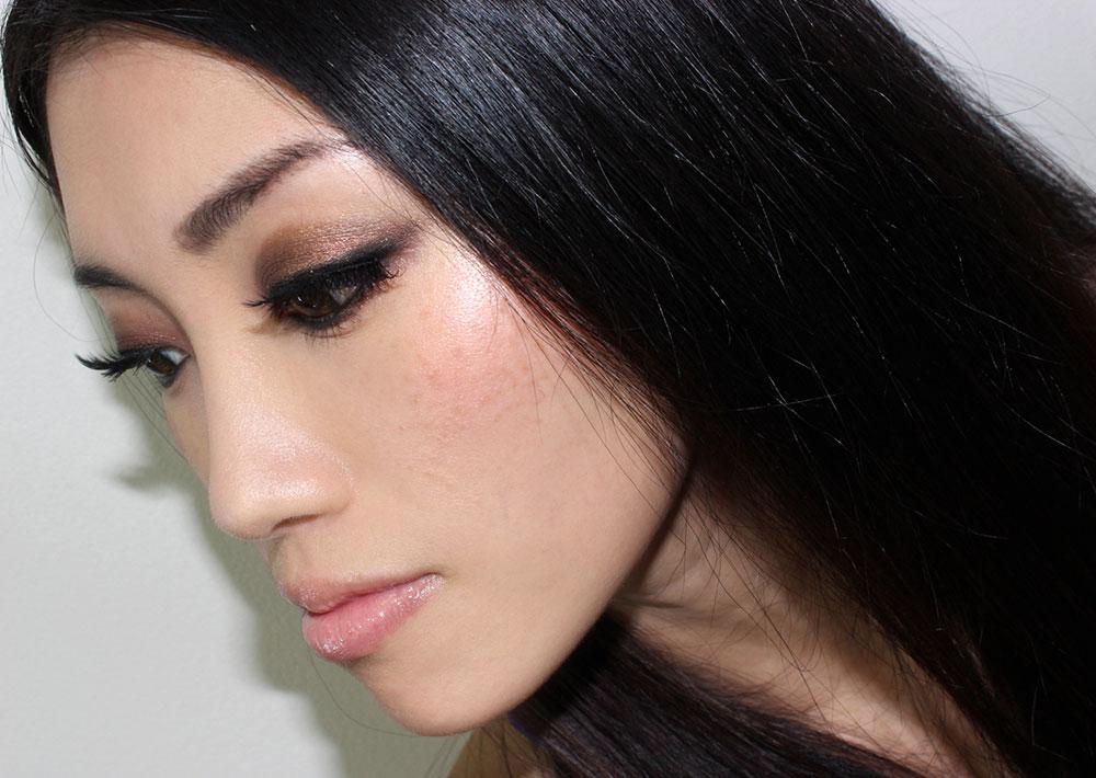 Smoky Eye & Nude Lip Makeup Tutorial