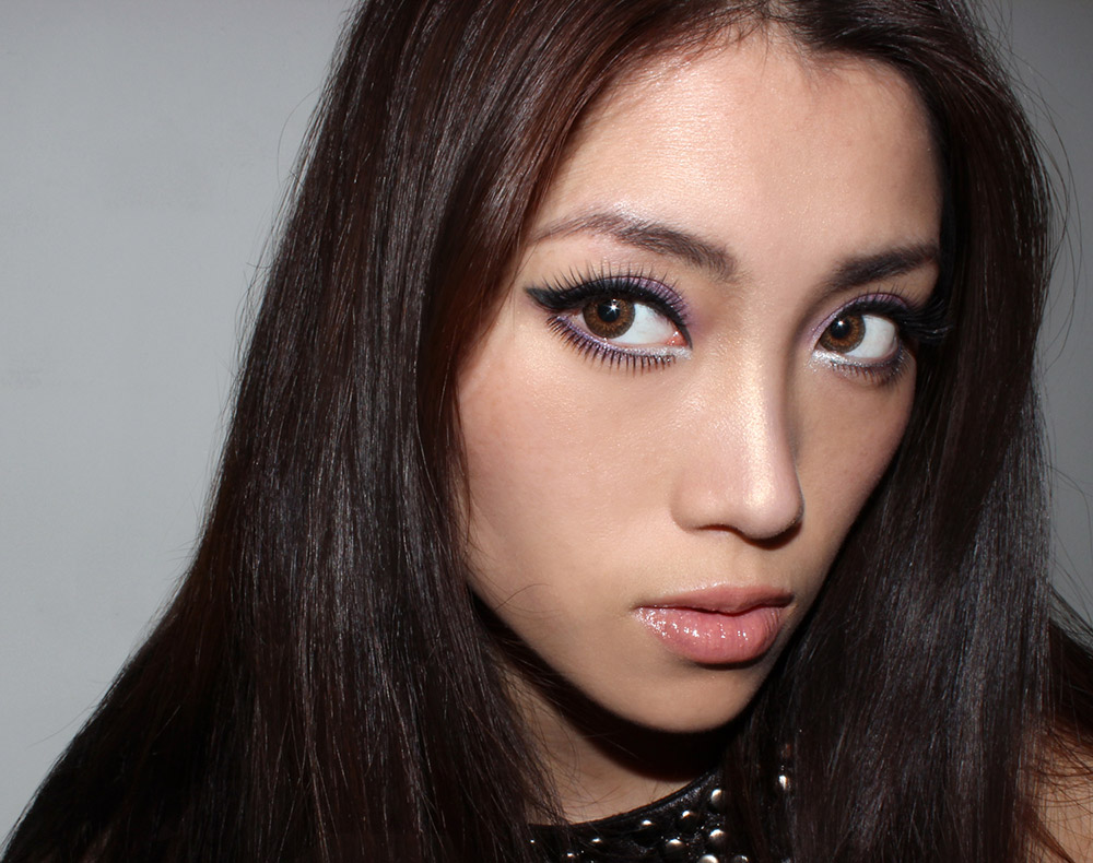FOTD using NARS Fall 2012 makeup collection