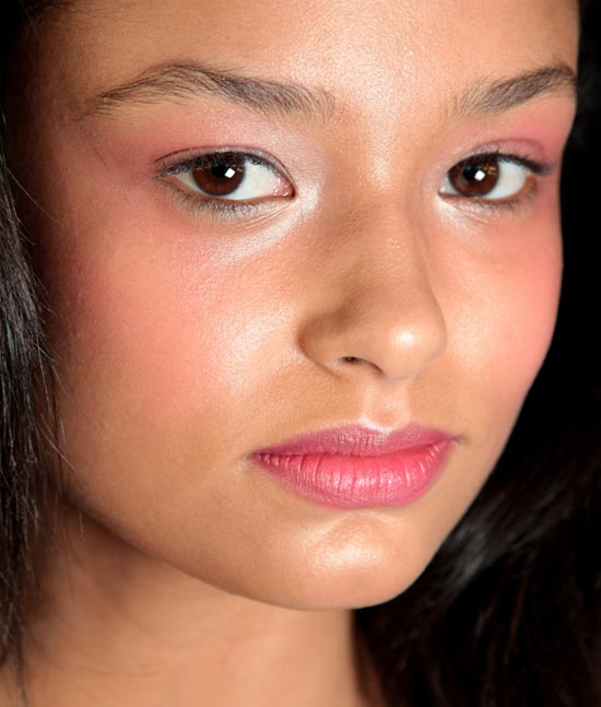 Makeup by MAC at Costello Tagliapietra Spring/Summer 2013