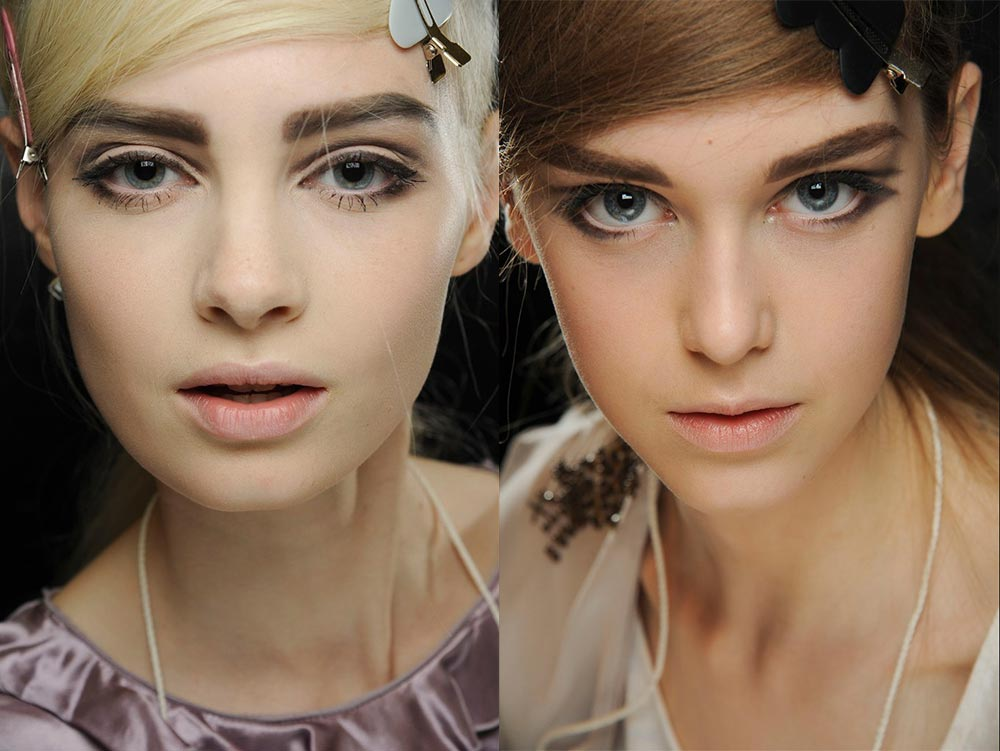 Marc Jacobs Spring/Summer 2013 runway beauty