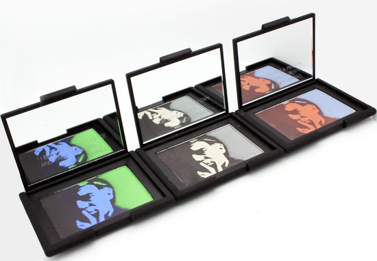 Andy Warhol for NARS Self Portrait Eyeshadow Palettes