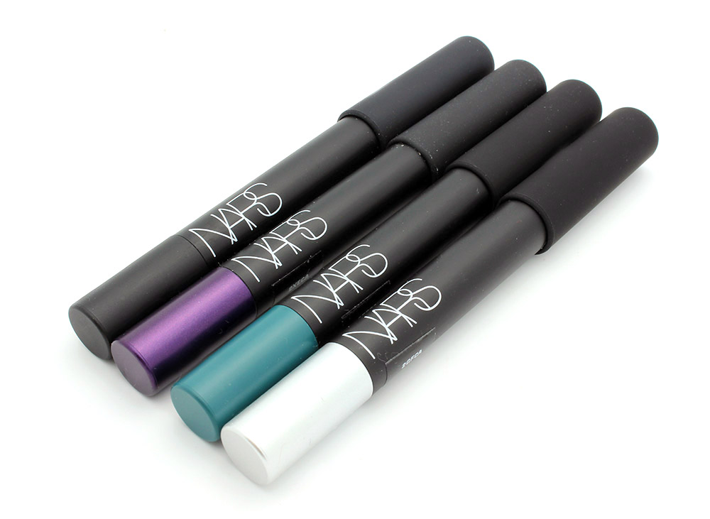 NARS Andy Warhol Soft Touch Shadow Pencils reviews
