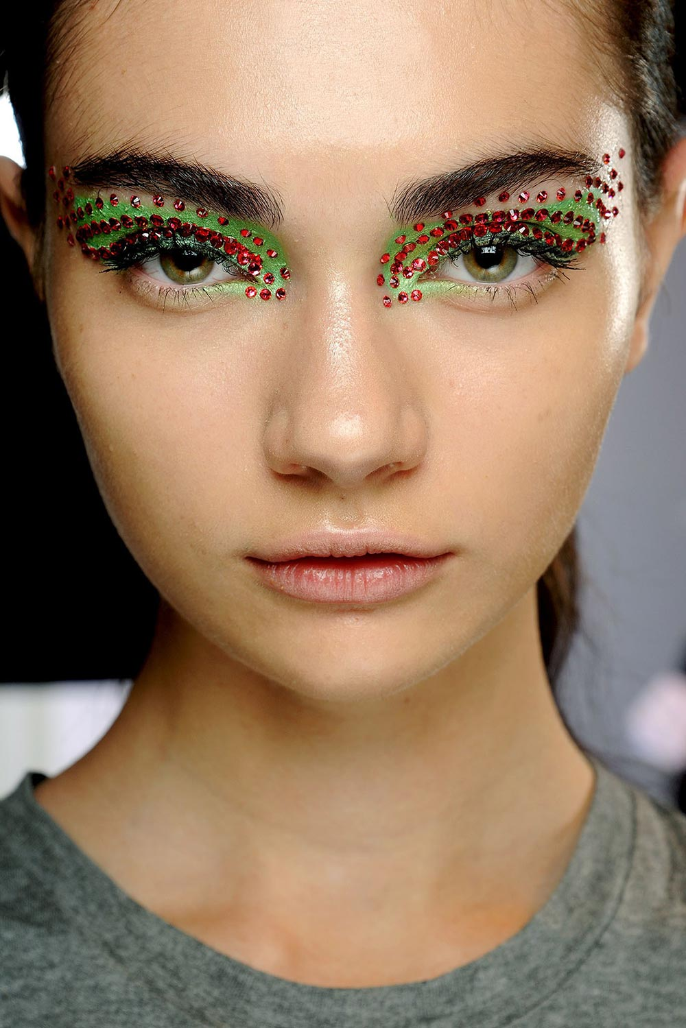 Christian Dior Spring/Summer 2013 runway beauty