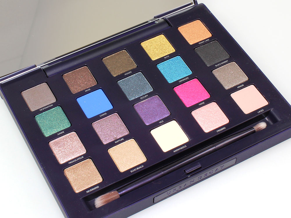 Urban Decay The Vice Palette