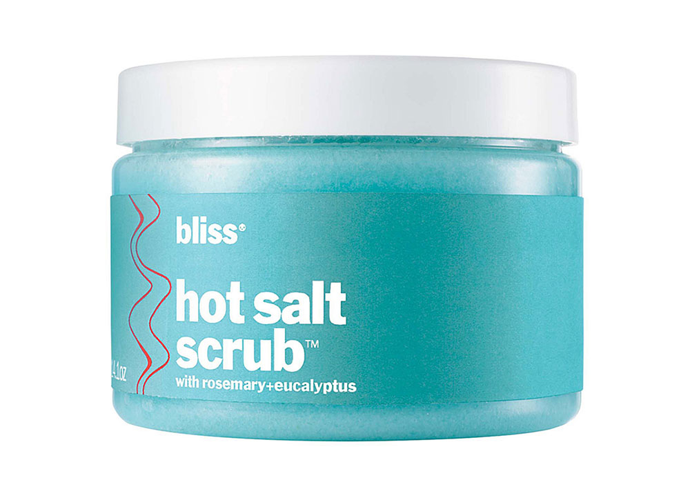 Bliss Hot Salt Scrub Review