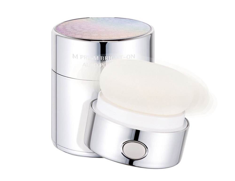 Missha M Prism Bright On Auto Powder Review