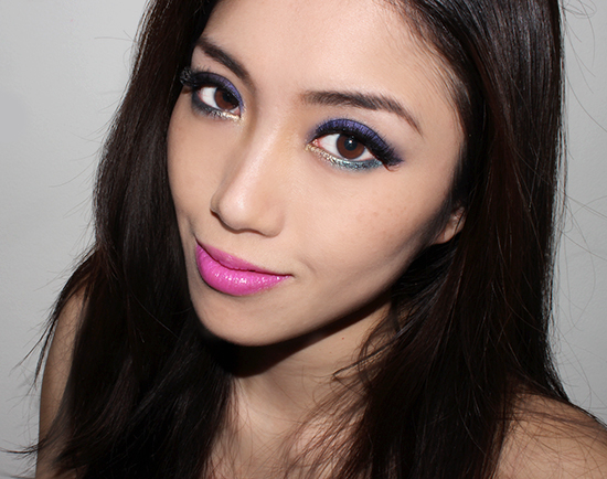 Urban Decay Vice Palette eye makeup tutorial