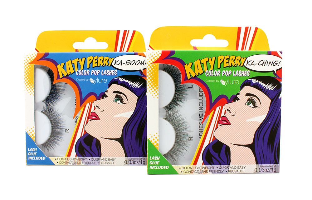 Katy Perry Eylure Color Pop Lashes Reviews