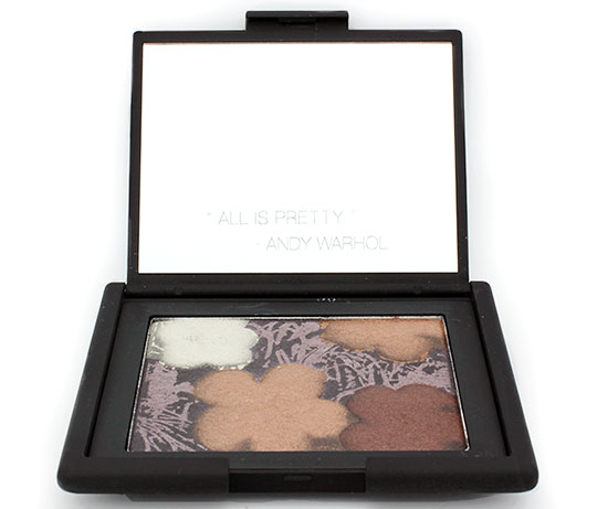 NARS Andy Warhol Flowers 3 Eyeshadow Palette Review