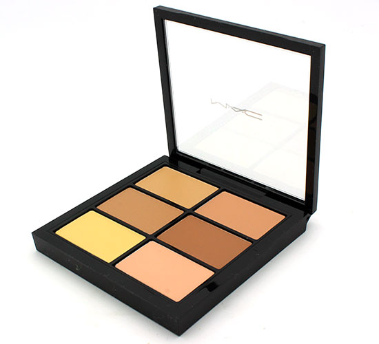 MAC Studio Pro Conceal and Correct Palette in Medium