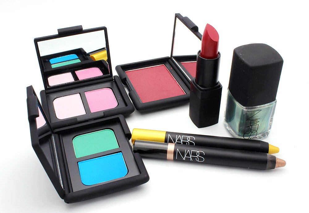 NARS Spring 2013 Color Collection First Look