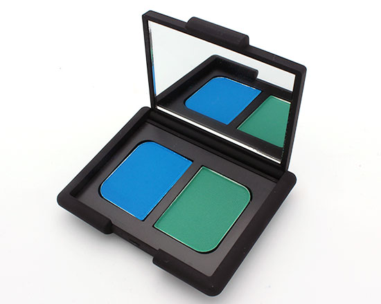 NARS Mad Mad World Duo Eyeshadow Review
