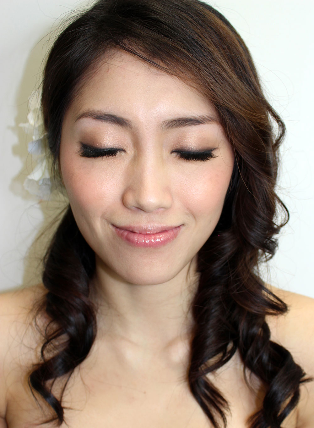 Natural Wedding Makeup Asian : FOTD: Asian Bridal Makeup Shoot With Anita - Makeup For Life