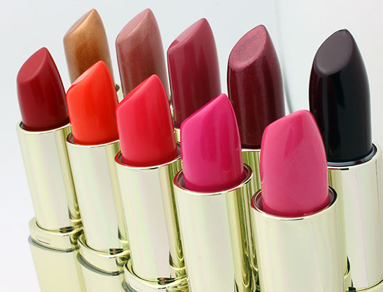 Milani Color Statement Lipsticks for Spring 2013