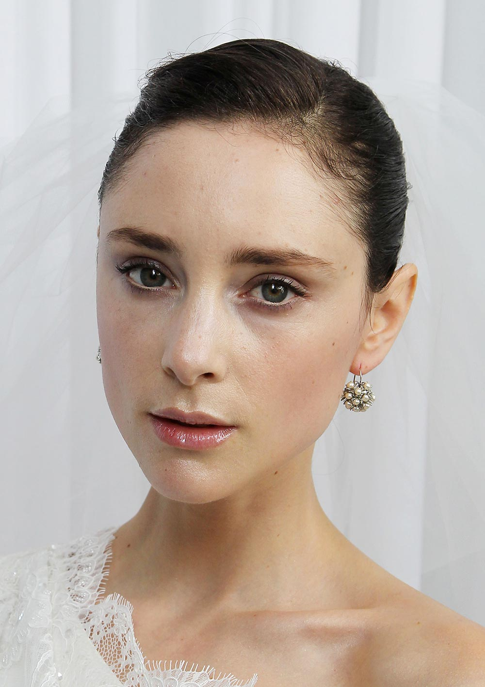 Marchesa Spring/Summer 2014 Bridal Makeup