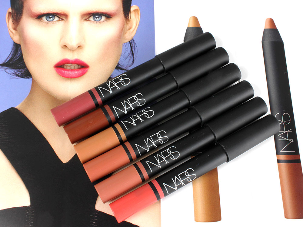 NARS Satin Lip Pencils reviews