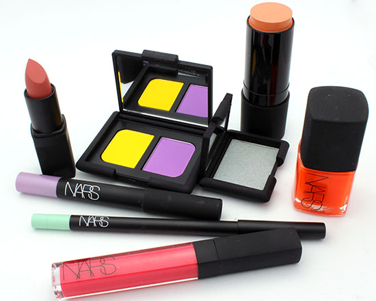 NARS Summer 2013 Collection makeup preview