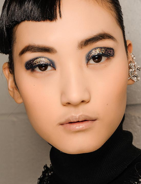 Thakoon A/W 2013 runway makeup look