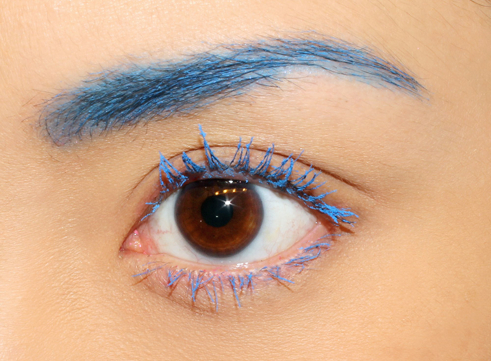 Anastasia Hypercolor Brow and Lash Tint in Electric Blue