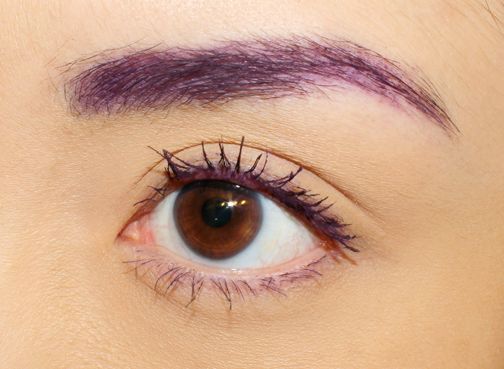 Anastasia Hypercolor Brow and Lash Tint in Ultraviolet