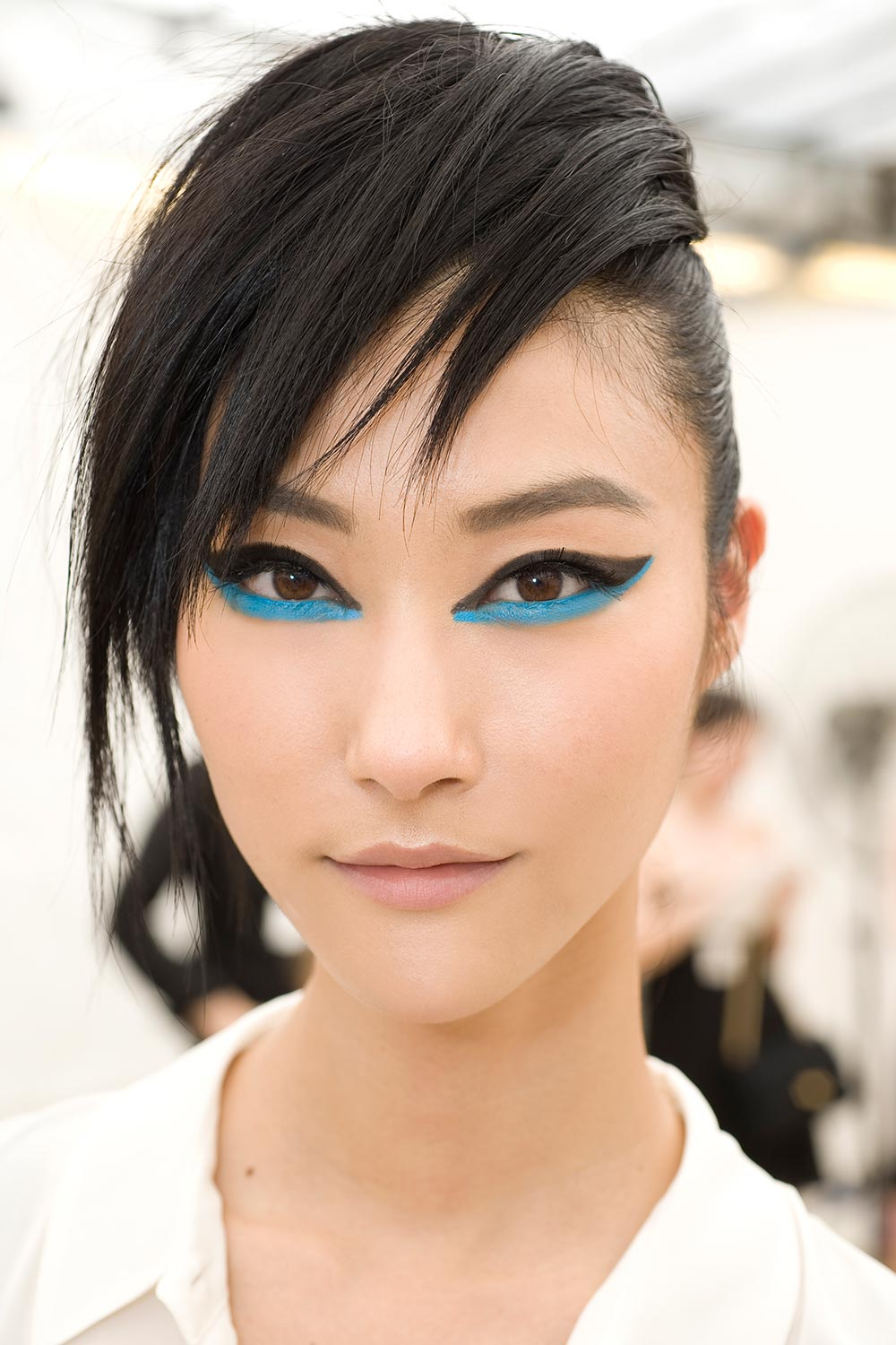 Chanel Resort 2014 Runway Makeup