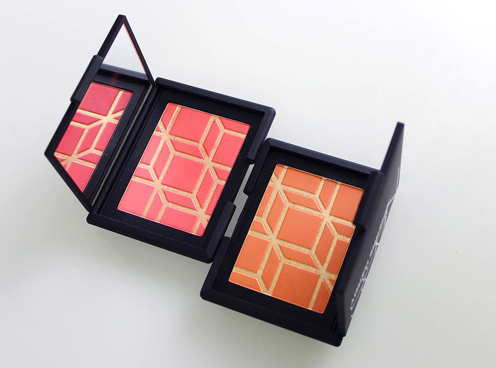 NARS x Pierre Hardy Rontonde and Boys Don't Cry Blush Palettes