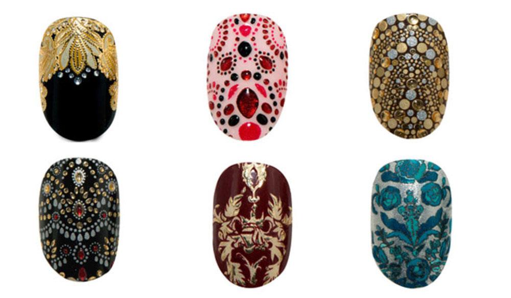 Revlon Marchesa 3D Nail Designs