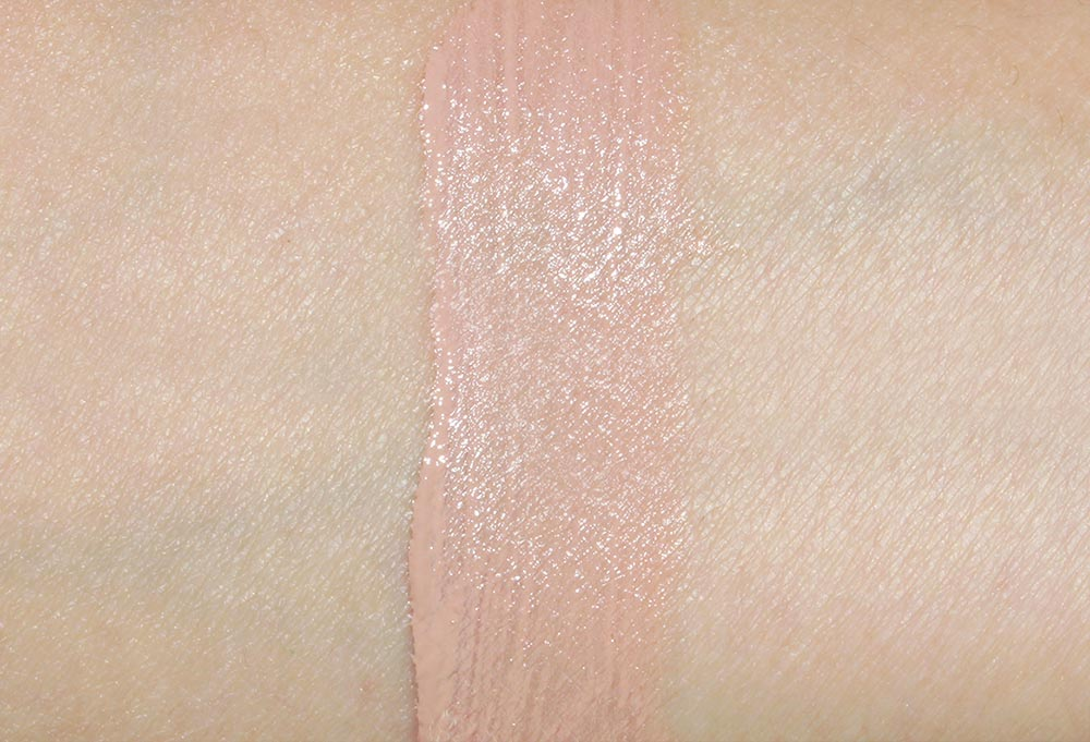 Swatch of Dr. Jart Premium Beauty Balm