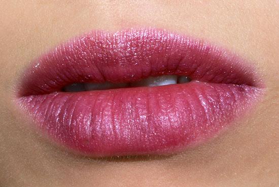 Wearing NARS La Paz Pure Matte Lipstick