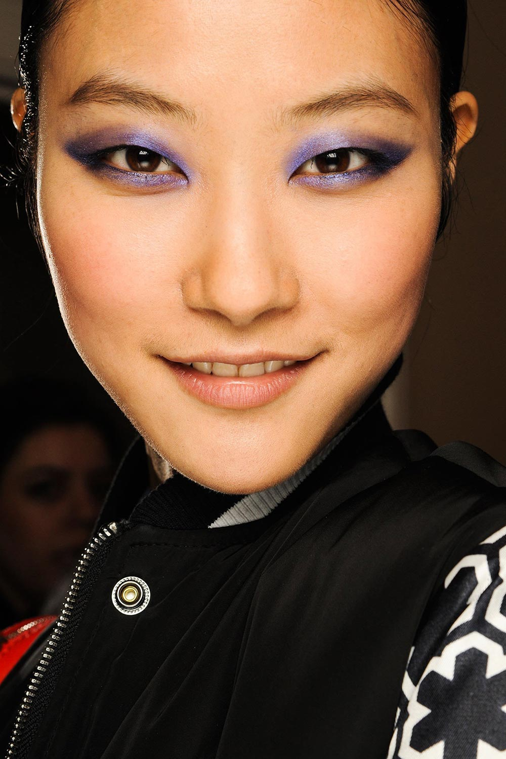 Blue Smoky Eyes at Jason Wu A/w 2013 runway