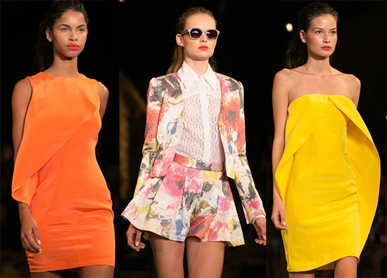 Christian Siriano S/S 2014 collection