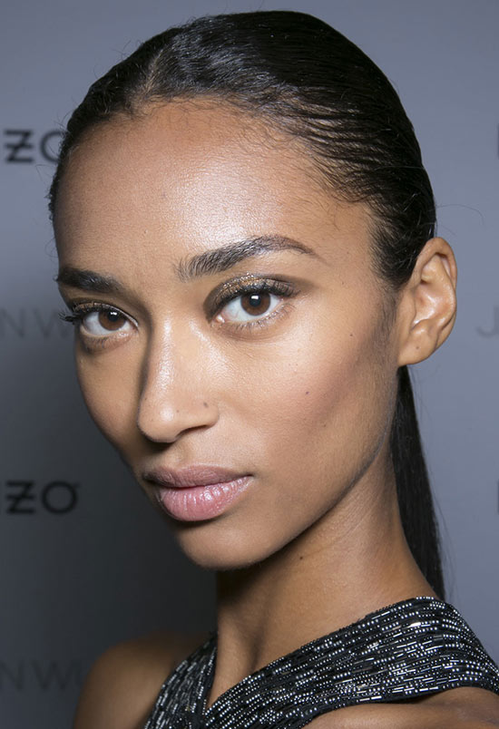 Jason Wu S/S 2014 runway beauty
