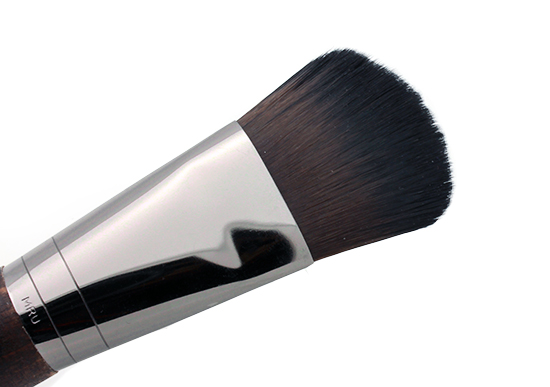 Closeup of Make Up For Ever Artisan 106 Foundation Brush
