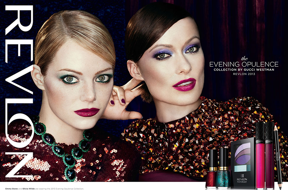 Revlon Evening Opulence Collection by Gucci Westman for Fall/Winter 2013