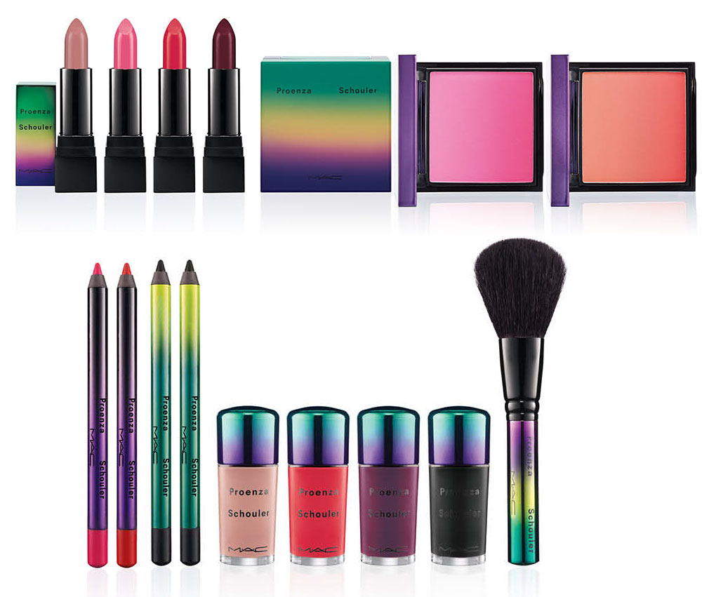 Mac Teams Up With Proenza Schouler For